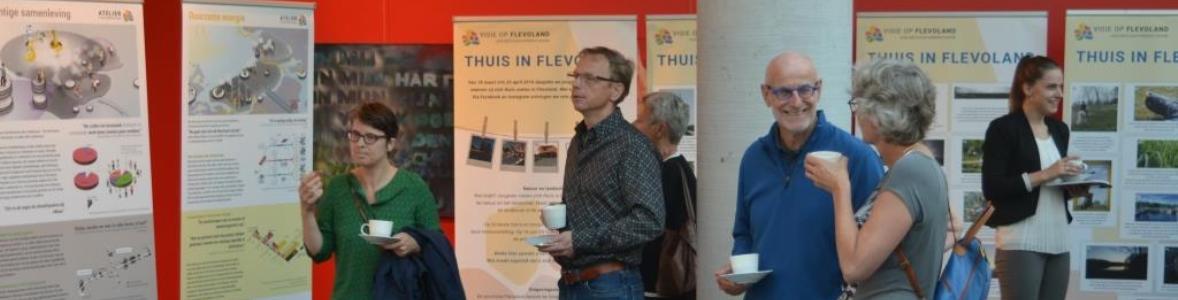 Meet-up Lelystad: zoek verbinding tussen stad en ommeland
