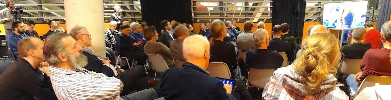 De Staat van Lelystad 2018: mooie ontwikkelingen, nog veel te doen, samen …